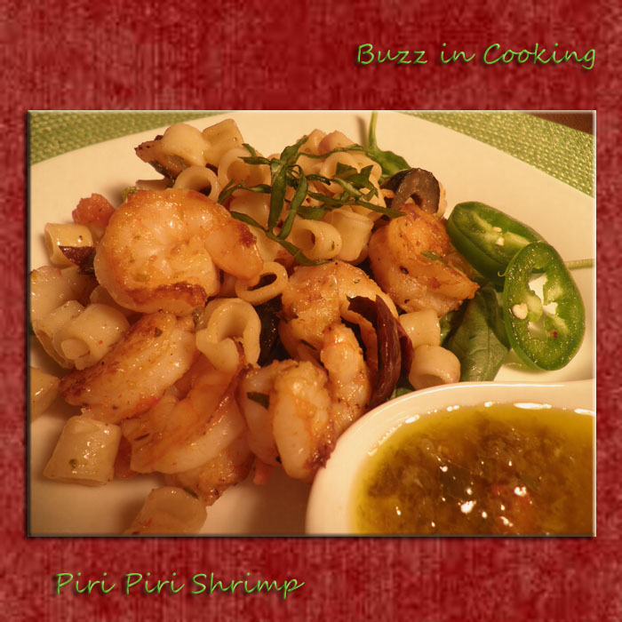 Piri Piri Shrimp Recipe Emeril